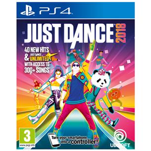 Spēle priekš PlayStation 4, Just Dance 2018