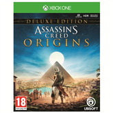 Spēle priekš Xbox One, Assassins Creed Origins Deluxe Edition