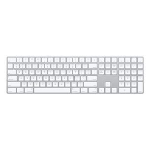 Klaviatūra Magic Keyboard with Numeric Keypad, Apple / US