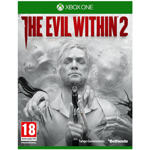 Spēle priekš Xbox One, Evil Within 2