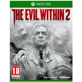 Игра для Xbox One, Evil Within 2