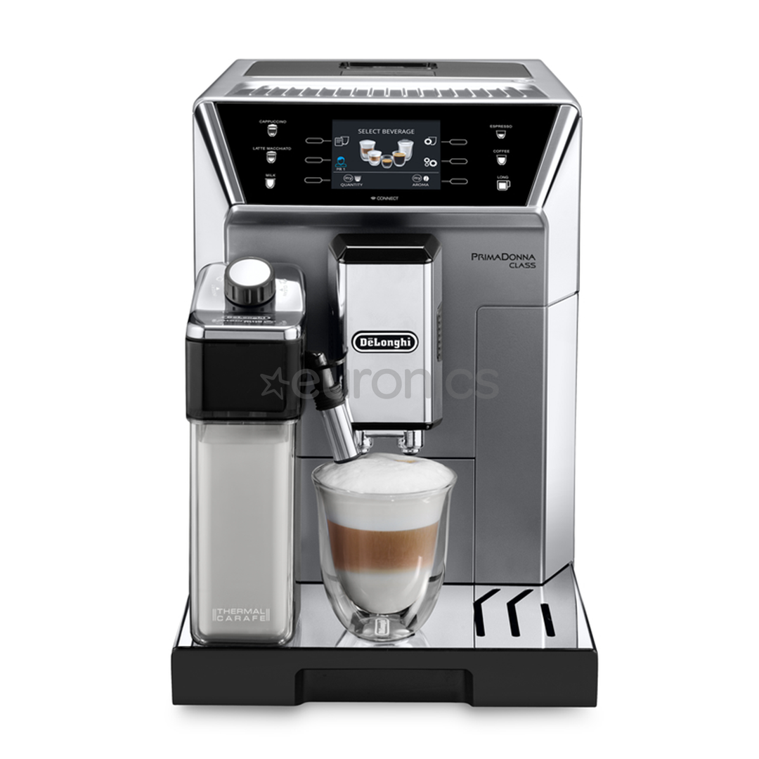 espresso machine delonghi primadonna class. Black Bedroom Furniture Sets. Home Design Ideas