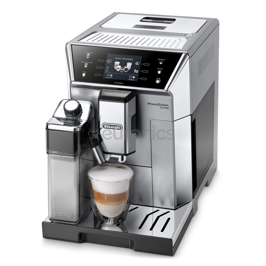 espresso machine delonghi primadonna class. Black Bedroom Furniture Sets. Home Design Ideas