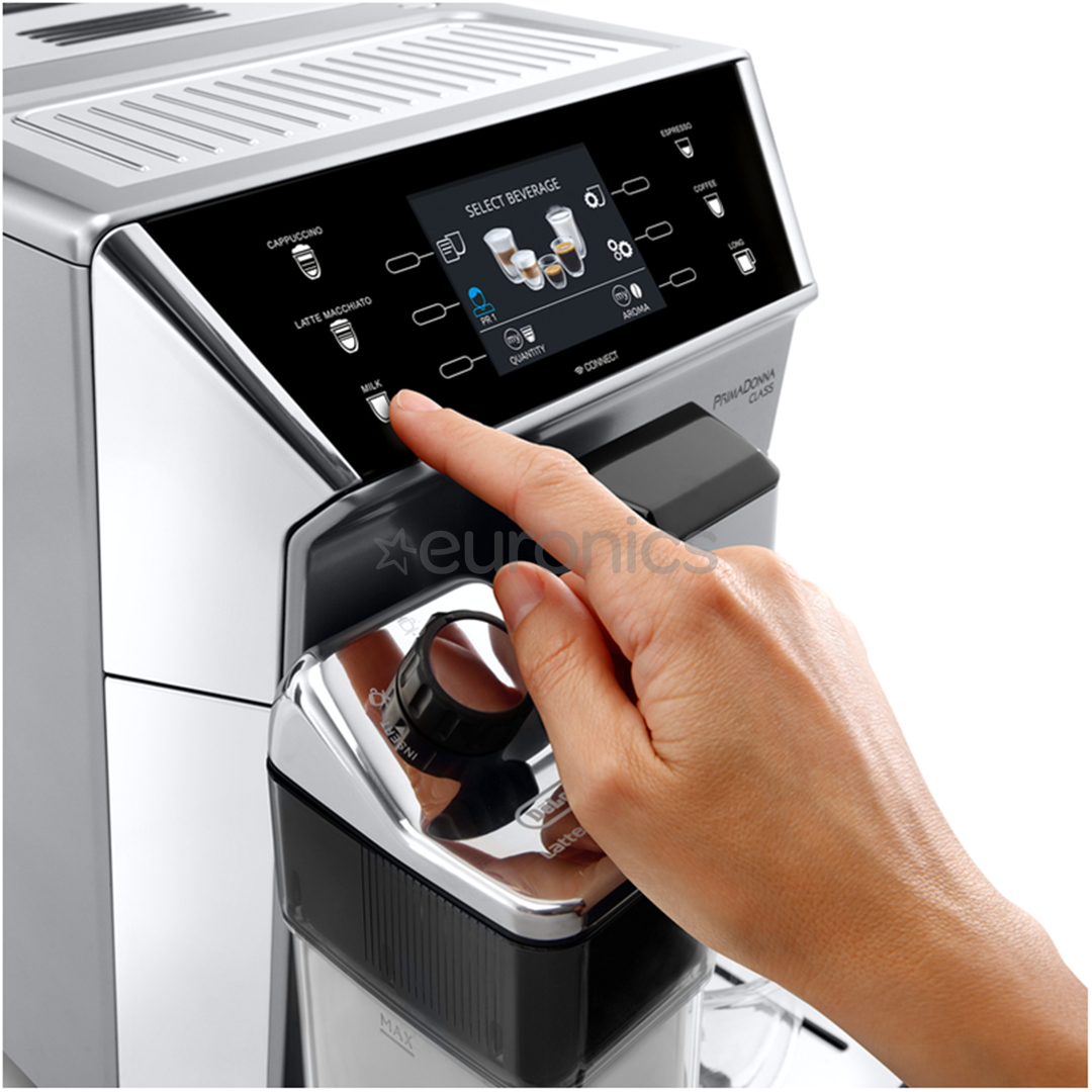 Espresso Machine Delonghi Primadonna Class Ecam550 75ms
