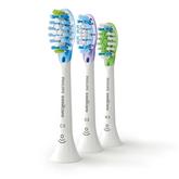 Rezerves zobu birstes uzgaļi Sonicare C3 Plaque Control, Philips (3 gab)
