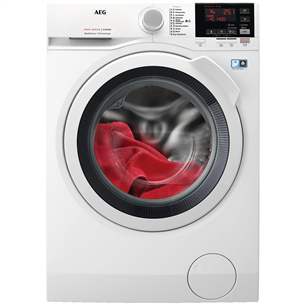 Veļas mazgājamā mašīna ar žāvētāju, AEG  (8kg / 4kg)