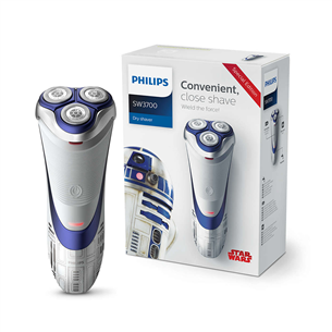 Skuveklis Star Wars shaver, Philips