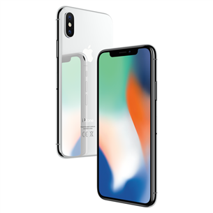 Viedtālrunis iPhone X, Apple / 64GB
