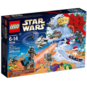 Adventes kalendārs LEGO Star Wars