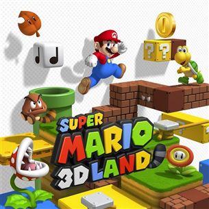 Spēle priekš 3DS, Super Mario 3D Land