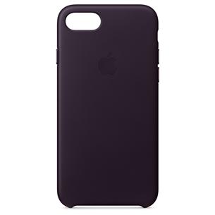 Ādas apvalks priekš iPhone 8 / 7, Apple