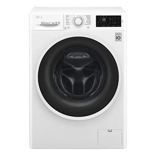 Veļas mazgājamā mašīna ar žāvētāju, LG / 1200 apgr./min