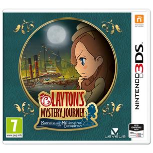 Spēle priekš 3DS, Laytons Mystery Journey