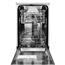 Trauku mazgājamā mašīna, Electrolux / 9 komplektiem