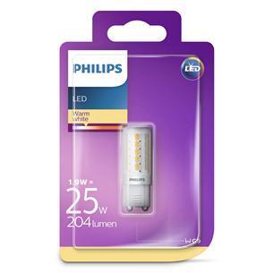 LED spuldze G9, Philips