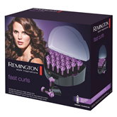 Fast Curls heated rollers Remington