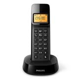 Bezvadu telefons D140, Philips