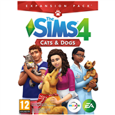 Игра для ПК, The Sims 4: Cats and Dogs