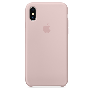 Silikona apvalks priekš iPhone X, Apple