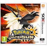 Spēle priekš Nintendo 3DS, Pokemon Ultra Sun