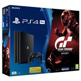 Spēļu konsole Sony PlayStation 4 Pro + Gran Turismo Sport