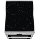 Elektriskā plīts ar indukcijas virsmu, AEG / platums: 50 cm