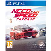 Игра для PlayStation 4, Need for Speed Payback