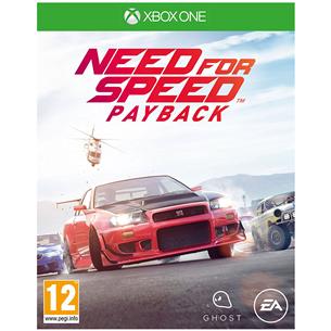 Spēle priekš Xbox One, Need for Speed Payback