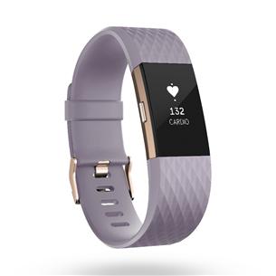 Aktivitāšu sensora aproce Charge 2 Special Edition, Fitbit / S
