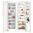 Ledusskapis Side-by-Side Comfort NoFrost, Liebherr / augstums: 185 cm