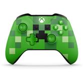 Bezvadu kontrolieris Xbox One Minecraft Creeper, Microsoft
