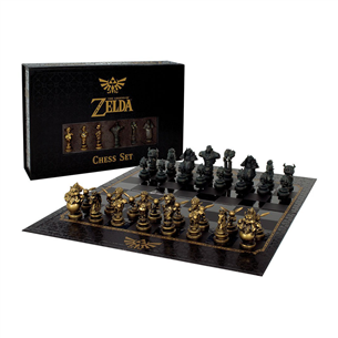 Šahs The Legend of Zelda Collectors Edition