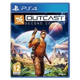Spēle priekš PlayStation 4, Outcast: Second Contact