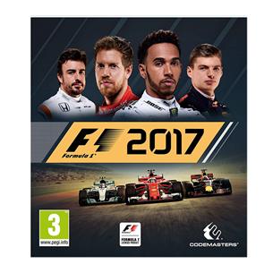 Spēle priekš PC, F1 2017