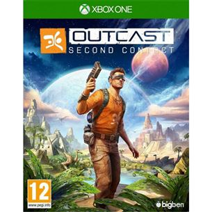 Spēle priekš Xbox One, Outcast: Second Contact