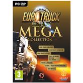 Spēle priekš PC, Euro Truck Simulator 2 Mega Collection