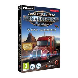 Spēle priekš PC, American Truck Simulator New Mexico