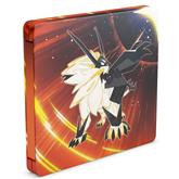 Spēle priekš Nintendo 3DS, Pokemon Ultra Sun Steelbook Edition