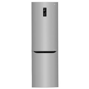 Ledusskapis NoFrost, LG / augstums: 190 cm