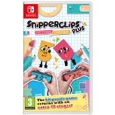 Spēle priekš Nintendo Switch, Snipperclips Plus