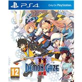 Игра для PlayStation 4, Demon Gaze 2