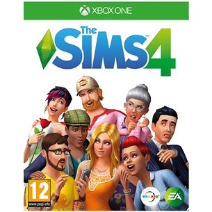 Spēle priekš Xbox One, The Sims 4