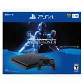Spēļu konsole PlayStation 4 Slim, Sony / 1TB +  Battlefront II Bundle
