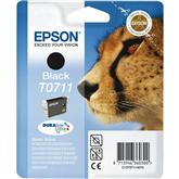 Tintes kārtridžs T0711, Epson / melna