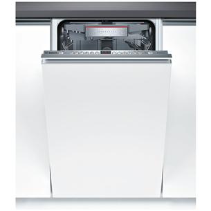 Iebūvējama trauku mazgājamā mašīna, Bosch / 10 komplektiem