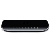 Tīkla komutators (switch) TL-SG1008D, Tp-Link / 8 gigabit porti