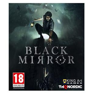 Spēle priekš PlayStation 4, Black Mirror
