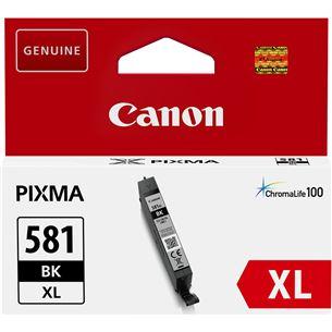 Tintes kārtridžs CLI-581BK XL, Canon