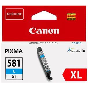Tintes kārtridžs CLI-581C XL, Canon