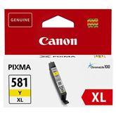 Tintes kārtridžs CLI-581Y XL, Canon